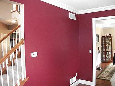 Dark House Paint Color