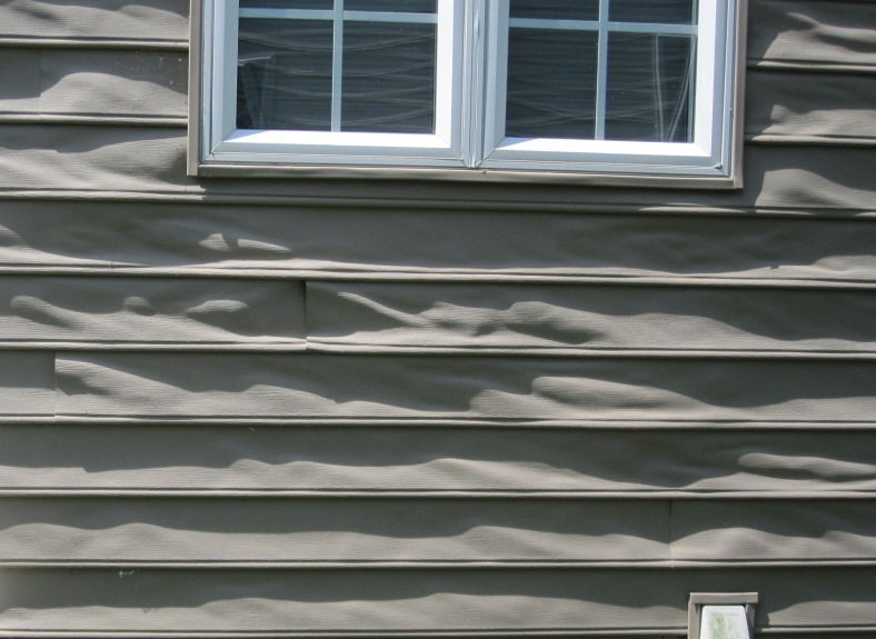 Vinyl Siding Finishing : Painting vinyl siding on your home can you should