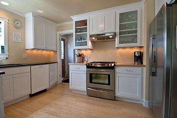 Kitchen Cabinet Painting - A 'How To' Guide