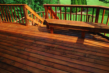 Deck Refinishing Project
