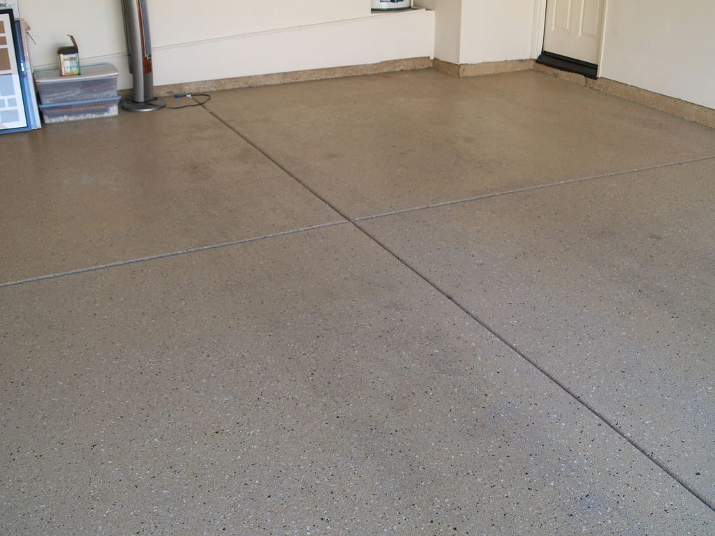 what's the best garage floor coating to use?