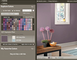 Sherwin-Williams Color Visualizer