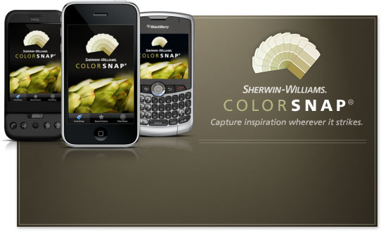 Sherwin-Williams Color Snap