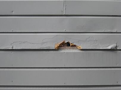 Rotted Wood Repair To Fix Damaged Siding