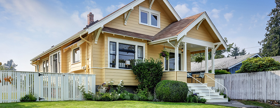 How Exterior Painting Improves Curb Appeal & Home Value
