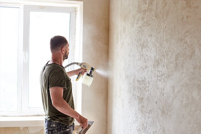 Can A DIY'er Spray Paint Their Home Like A Painting Contractor?