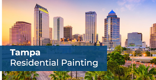 Tampa Residential Painting